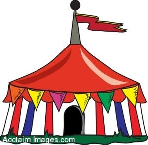 Circus Animal Clipart Black And White | Clipart Panda - Free ...