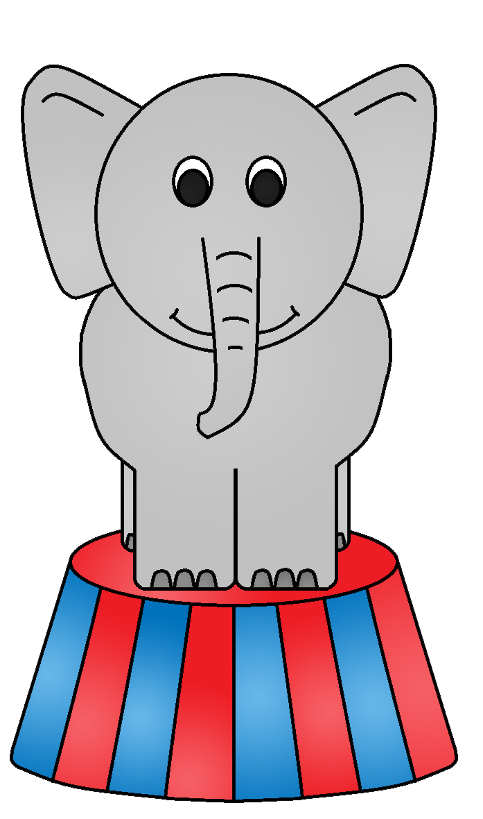 elephant clipart panda - photo #45