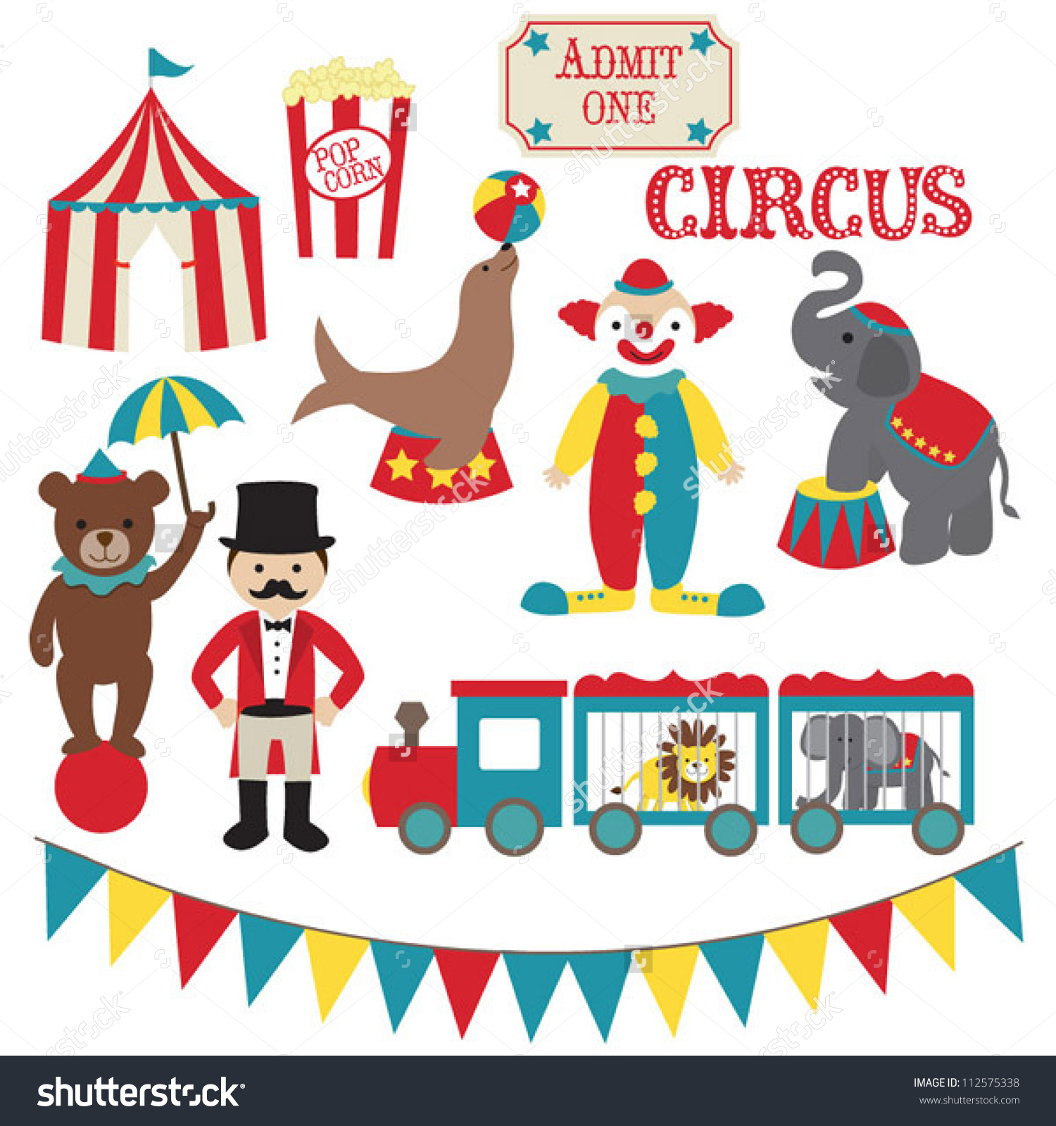 Circus Clip Art Free Download | Clipart Panda - Free Clipart Images