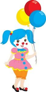 Circus Clown Clipart | Clipart Panda - Free Clipart Images