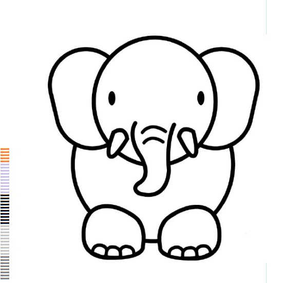 elephant clipart panda - photo #38
