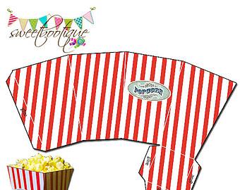 Circus Popcorn Clip Art | Clipart Panda - Free Clipart Images