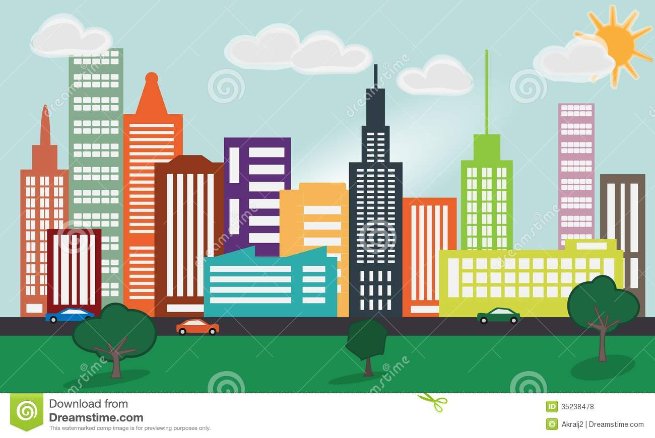 City Clip Art Free | Clipart Panda - Free Clipart Images