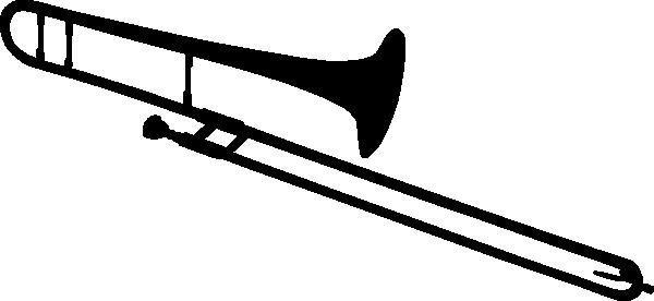 trombone silhouette clip art clipart panda free clipart images rh clipartpanda com