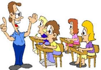 Clip Art School Class