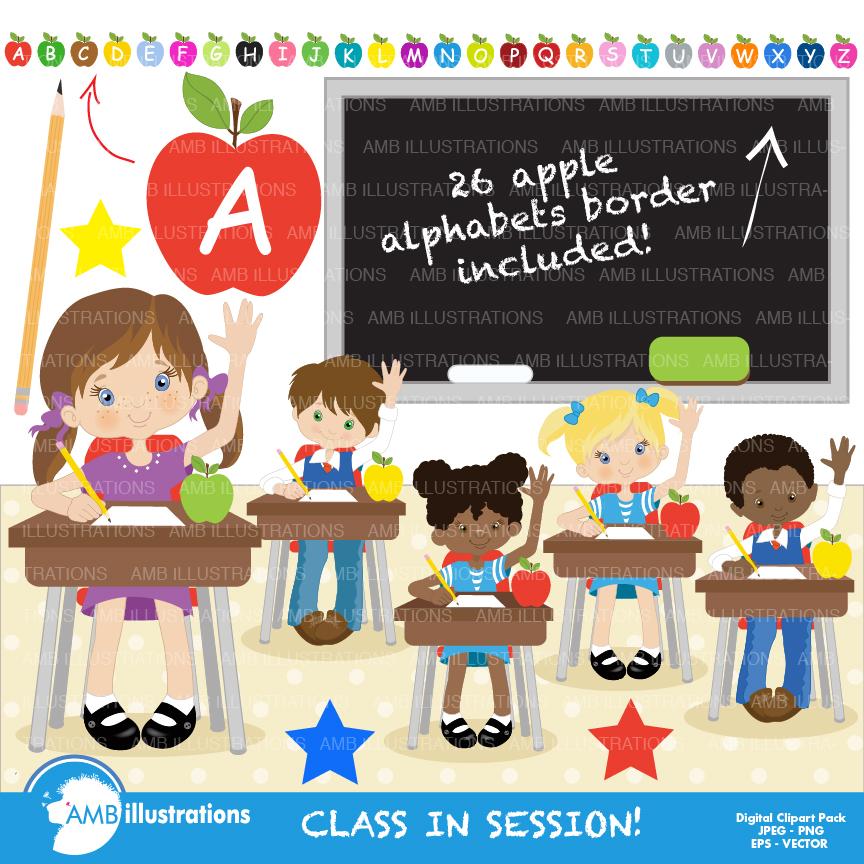 Classroom Clipart Clip Art | Clipart Panda - Free Clipart ...