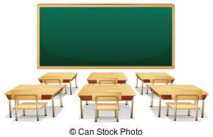 Animated classroom. Clipart free image panda