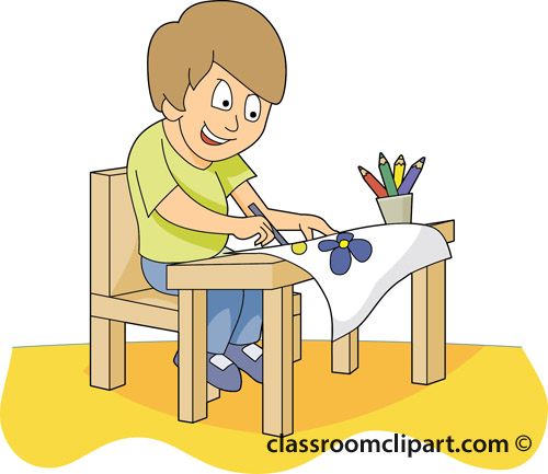 Classroom Clipart For Learning Centers Clipart Panda