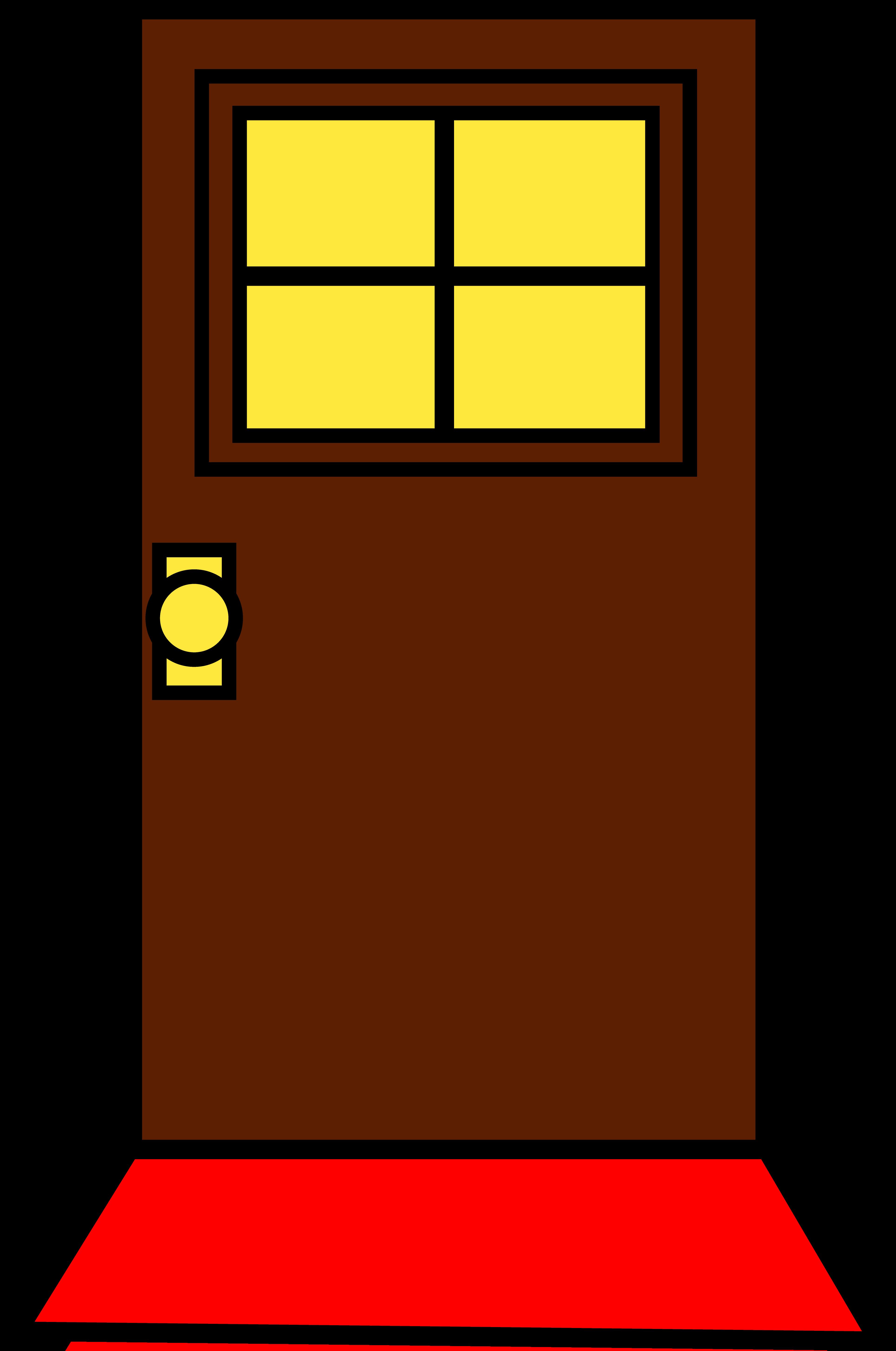 Front Door Clipart | Clipart Panda - Free Clipart Images