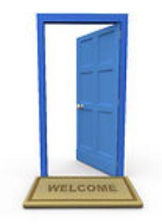 House Door Clipart