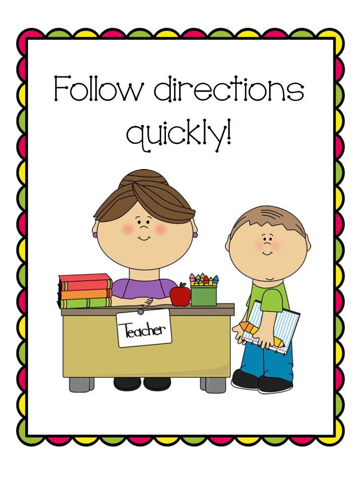 Classroom Rules Border | Clipart Panda - Free Clipart Images