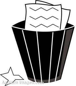 or trashcan icon. Clip art | Clipart Panda - Free Clipart ...