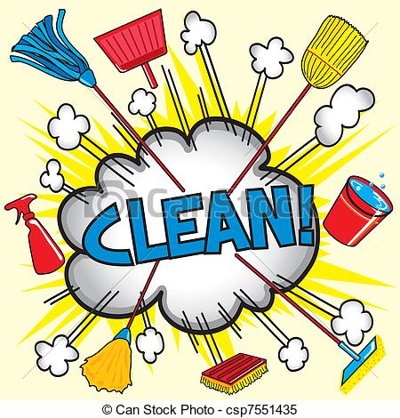 Clean Bedroom Clipart - Clip Art Library