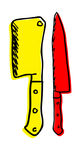 Cleaver clipart
