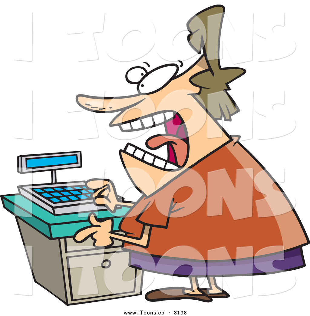 Vector Clip Art of a Stressed | Clipart Panda - Free ...
