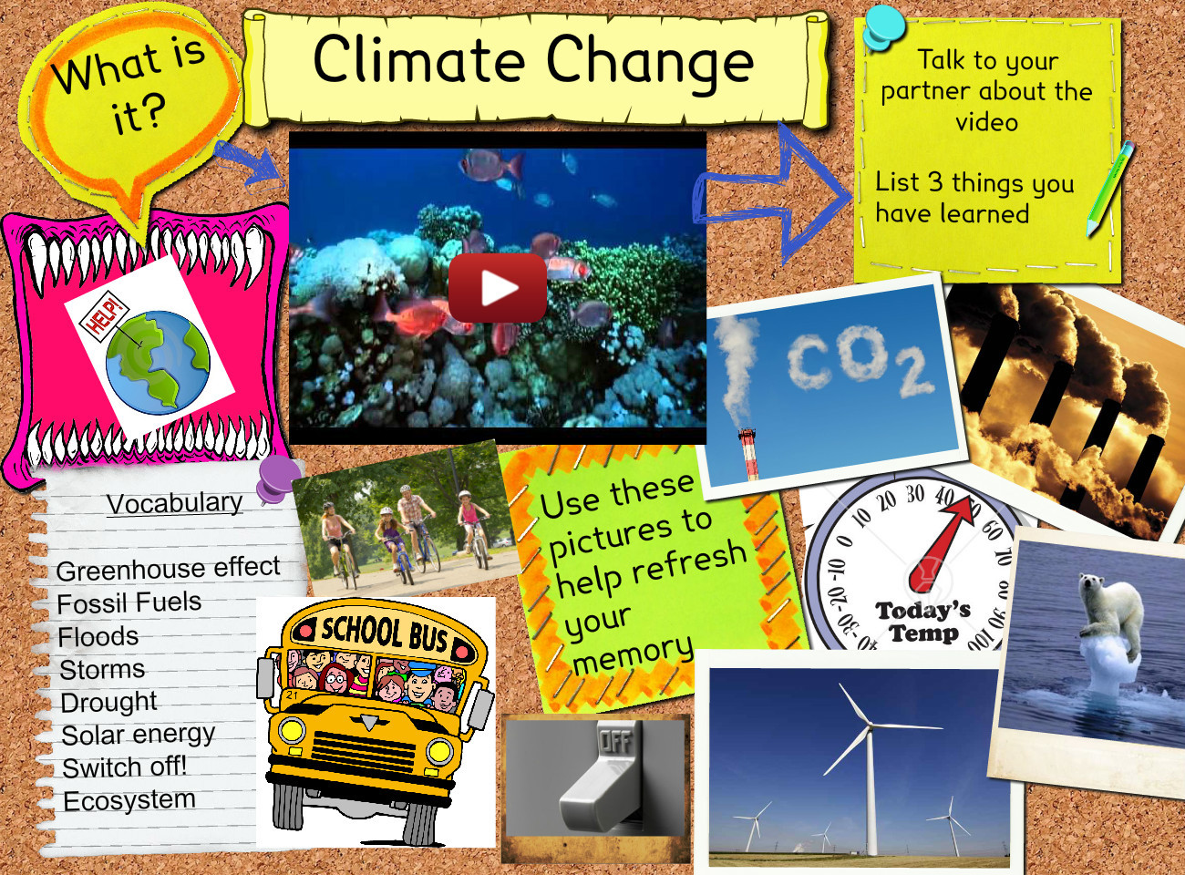 Lesson 1- Introduction to Climate and Climate Change