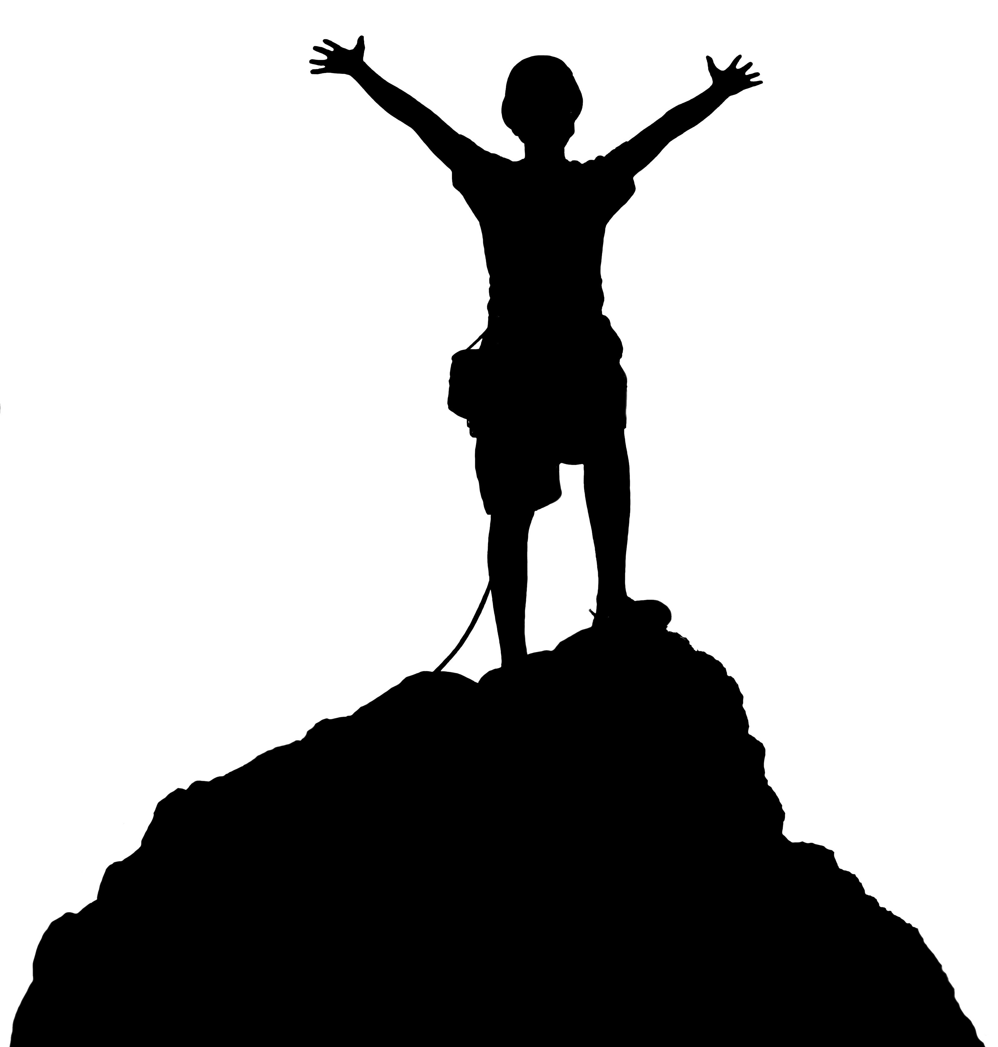 Girl Mountain Climber Clipart Climbing clip art