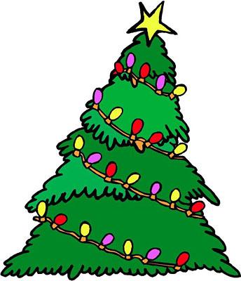 Charlie Brown Christmas Tree Free Clip Art