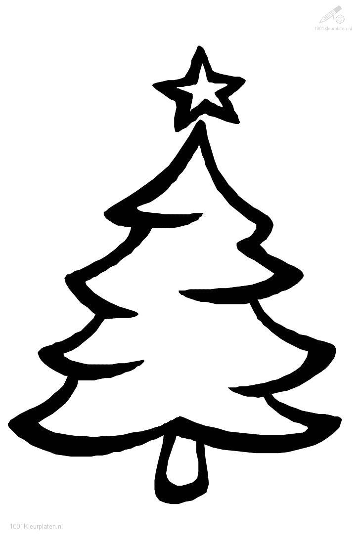 Clip Art Christmas Tree Outline | Clipart Panda - Free Clipart Images