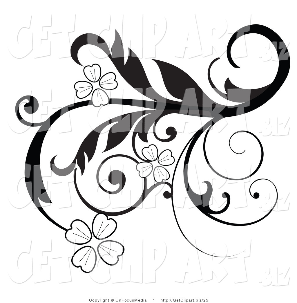 Clip art flower black and white clipart panda free clipart images clip20art20flower20black20and20white mightylinksfo