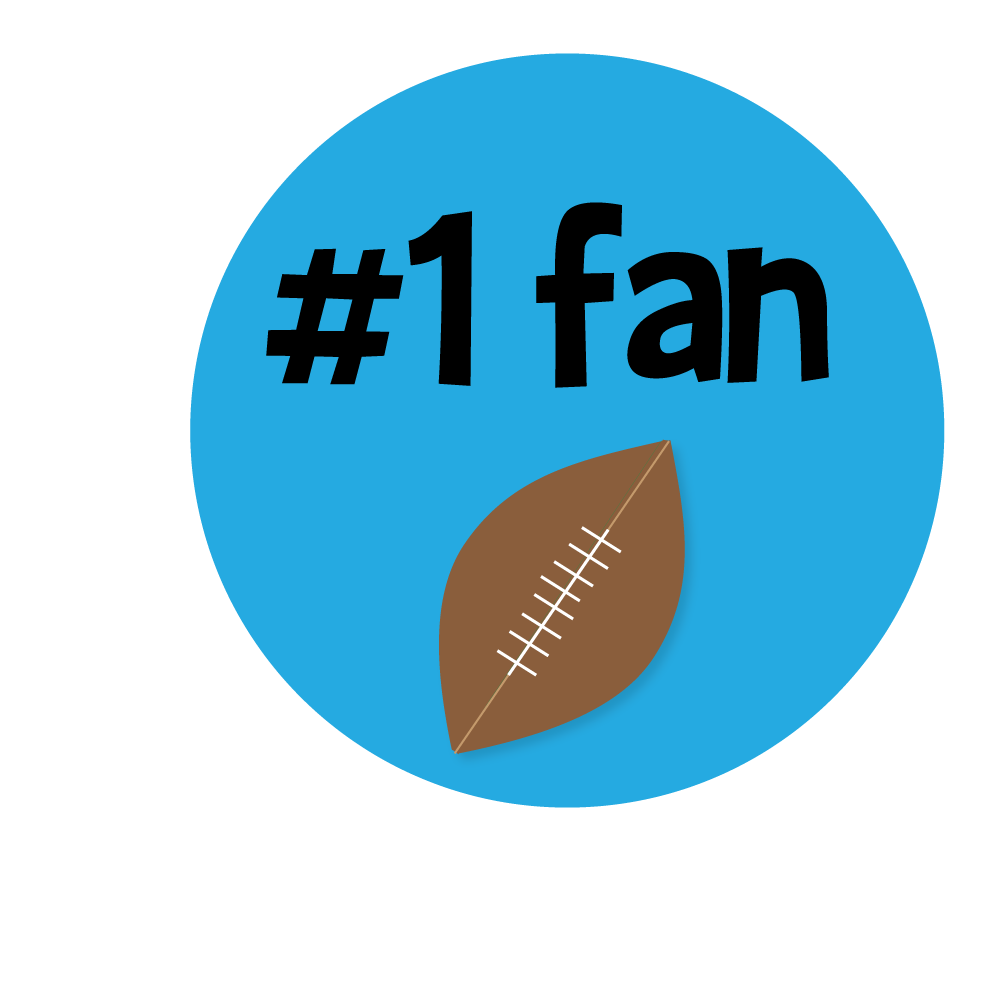 Football Fan Clipart | Clipart Panda - Free Clipart Images
