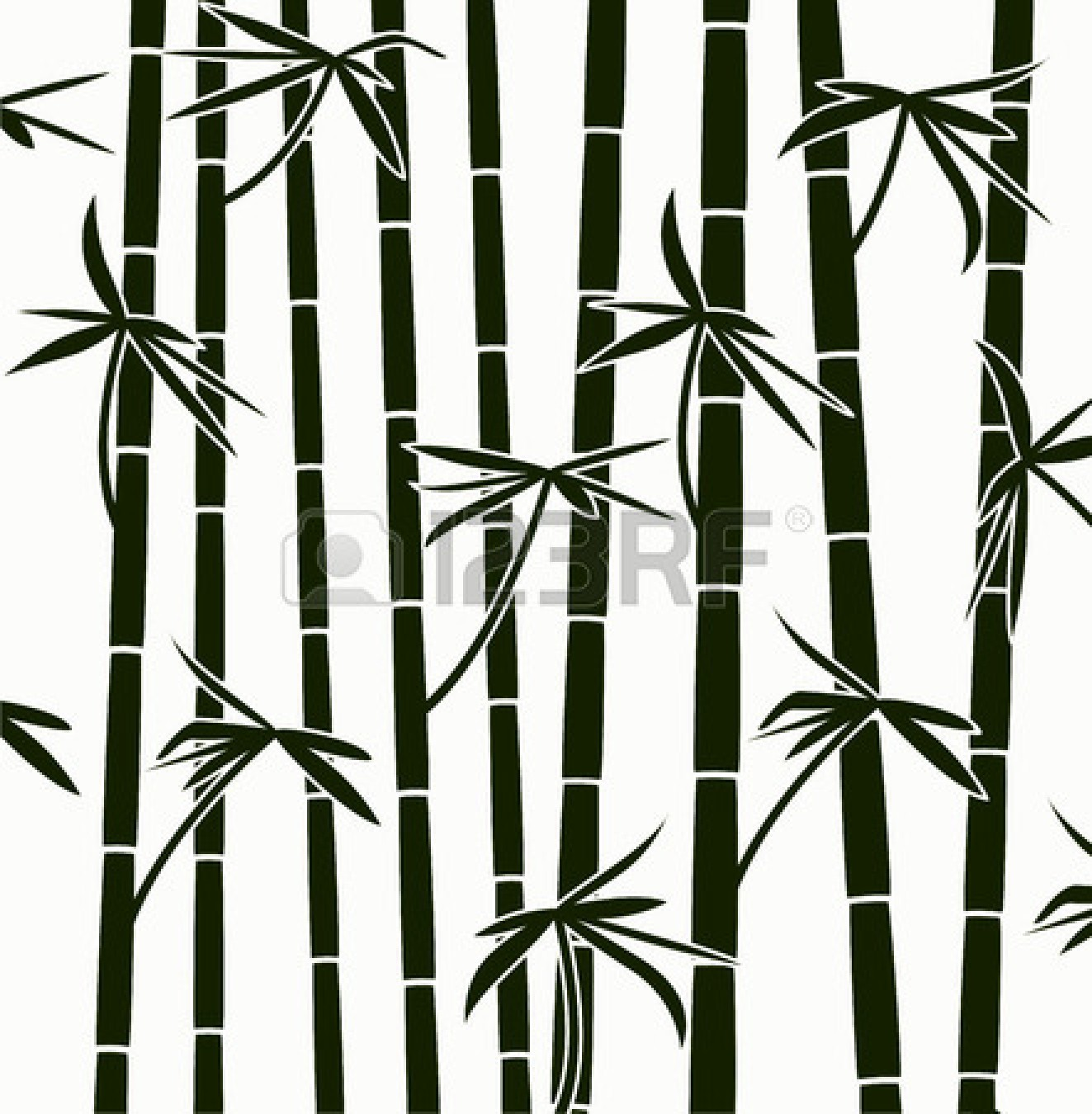 Clip Art Forest Black And White | Clipart Panda - Free ...