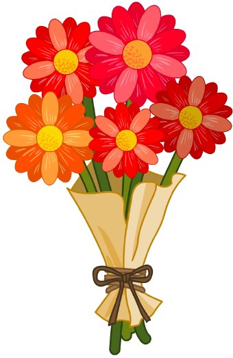 Thank You Flowers Clipart | Clipart Panda - Free Clipart Images