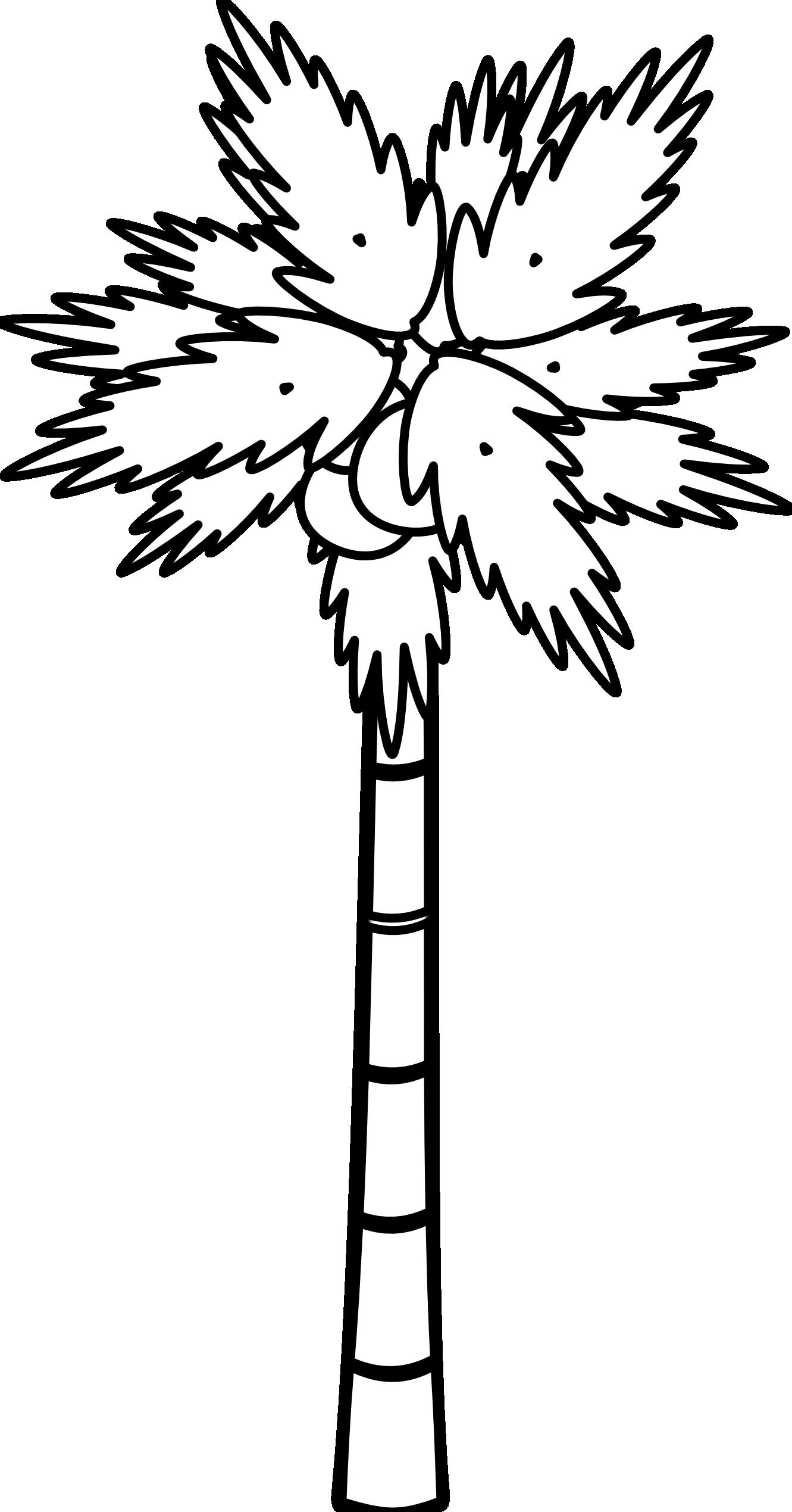 Clip Art Trees Black And White | Clipart Panda - Free ...