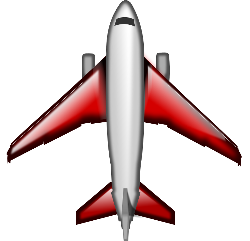 airplane clipart transparent background - photo #42