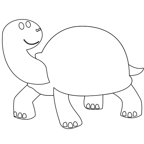 Clipart Animals Black And White | Clipart Panda - Free Clipart Images