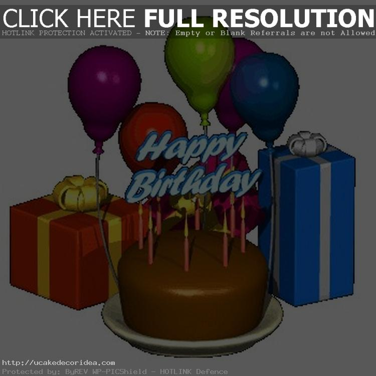Clipart Birthday Cake And Balloons Clipart Panda Free Clipart Images
