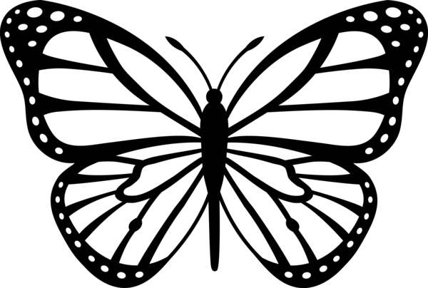 butterfly outline clipart clipart panda free clipart images rh clipartpanda com Butterfly Clip Art butterfly outline clip art for cricut