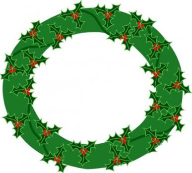 Clipart Christmas Garland Panda Free Images Rh Clipartpanda Com