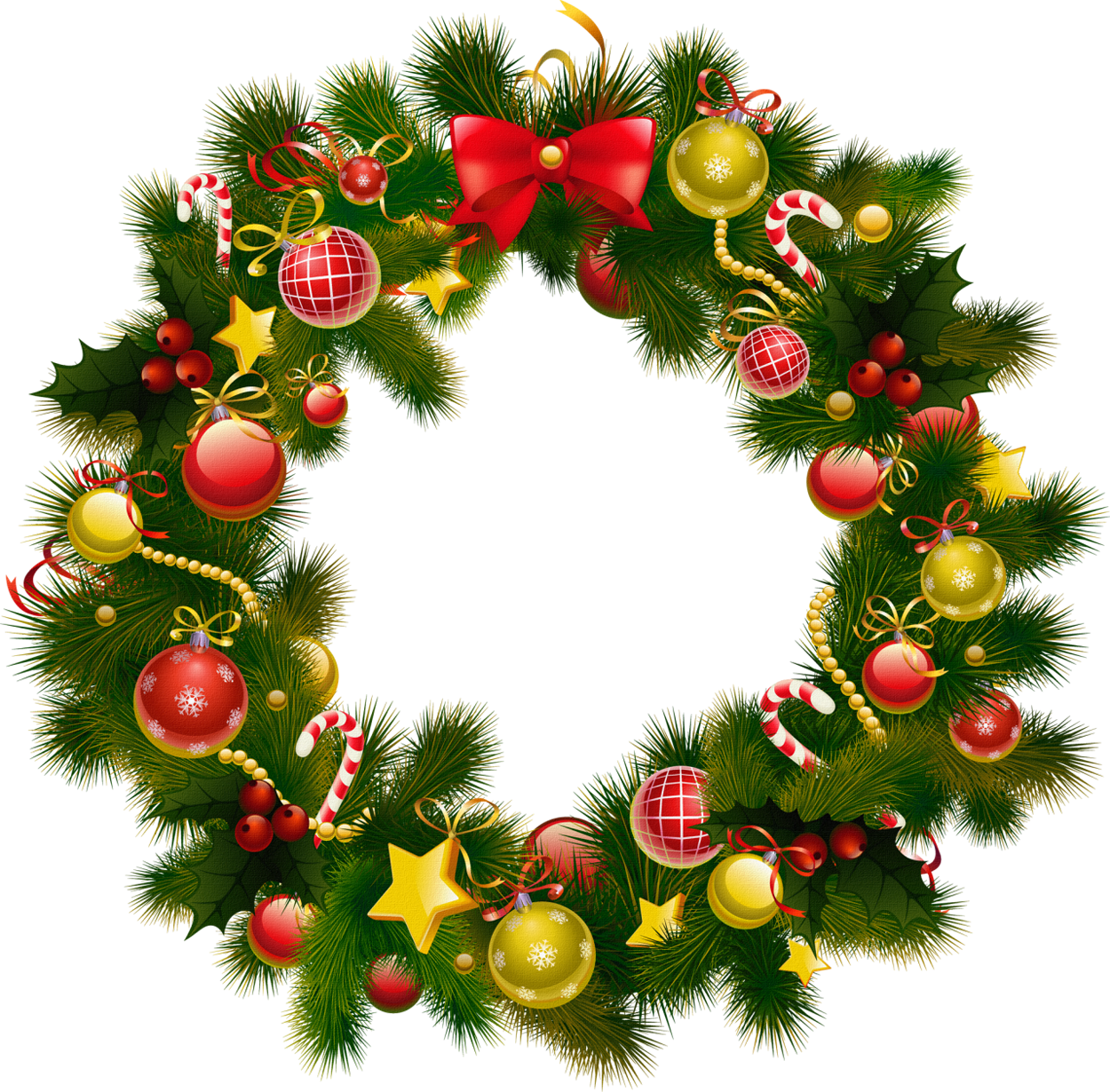 Decors De Noel Svg