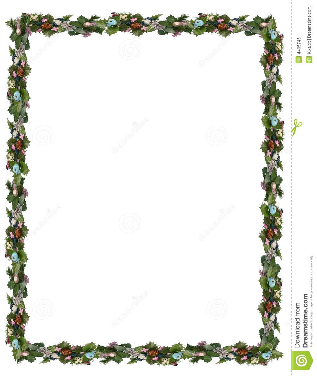 Calendar Border Clip Art : Clipart christmas light border new calendar template site