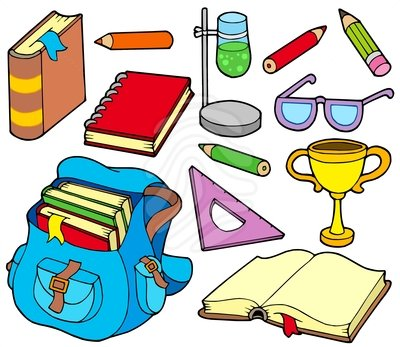 Back Of School Clipart | Clipart Panda - Free Clipart Images