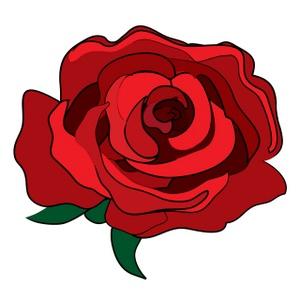 Clip Art Clipart Roses rose clip art clipart panda free images com