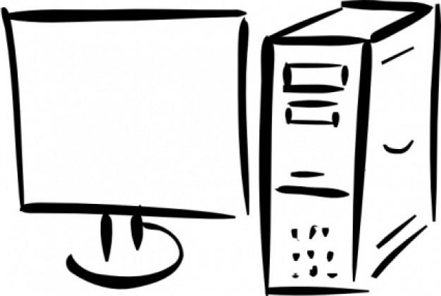Computer Monitor Clip Art | Clipart Panda - Free Clipart Images
