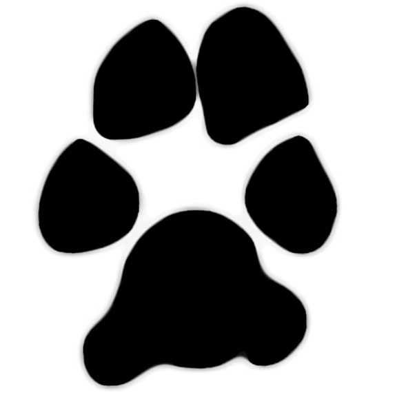 dog paw print clip art free download clipart panda free clipart rh clipartpanda com dog paw print clip art border dog paw print clip art black and white