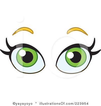 clipart eyes
