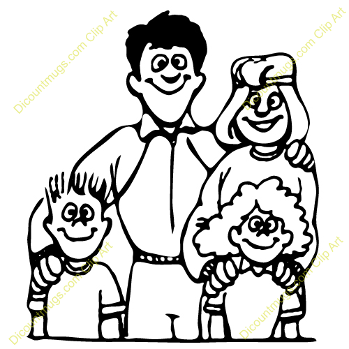 African American Family Reunion Clip Art | Clipart Panda - Free ...