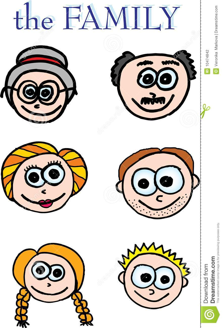 family members on white clipart panda free clipart images rh clipartpanda com free clipart family members clipart images of family members