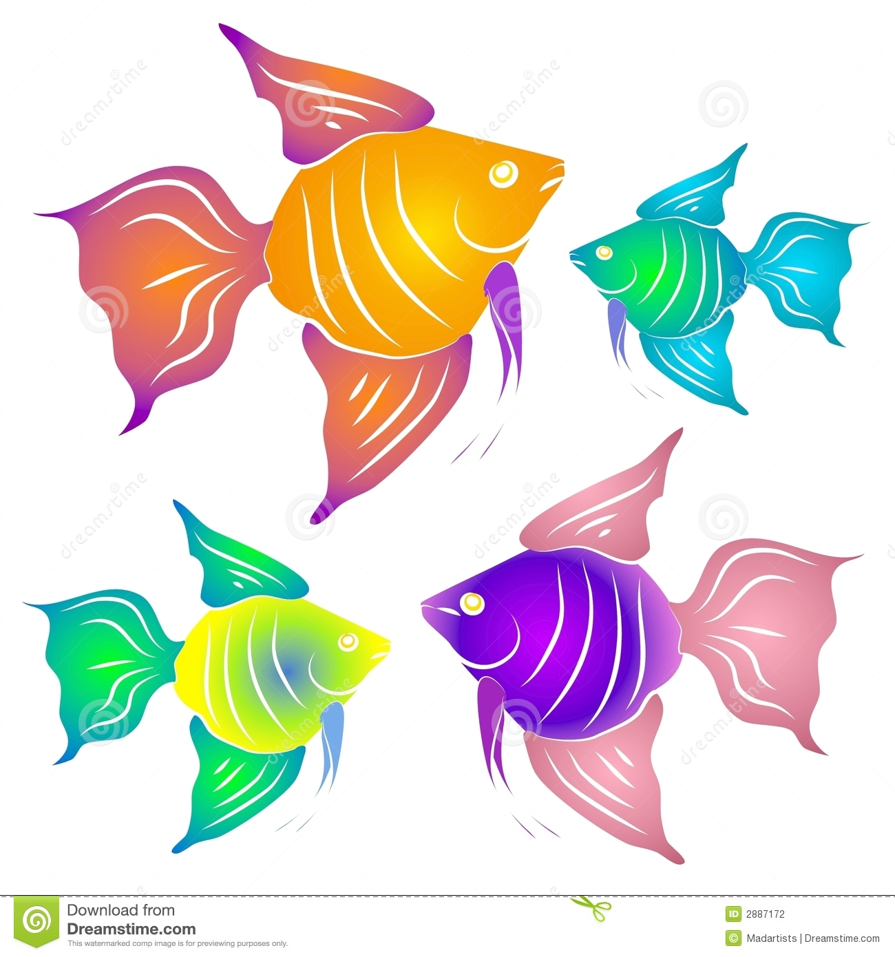 Clipart Fish Fry