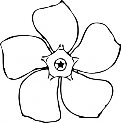 clip art flower black and white clipart panda free clipart images rh clipartpanda com  free clipart flowers black and white