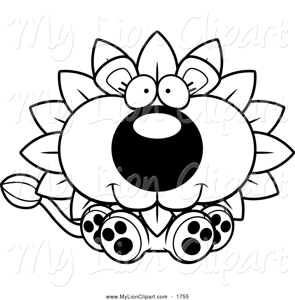 clipart%20flower%20black%20and%20white