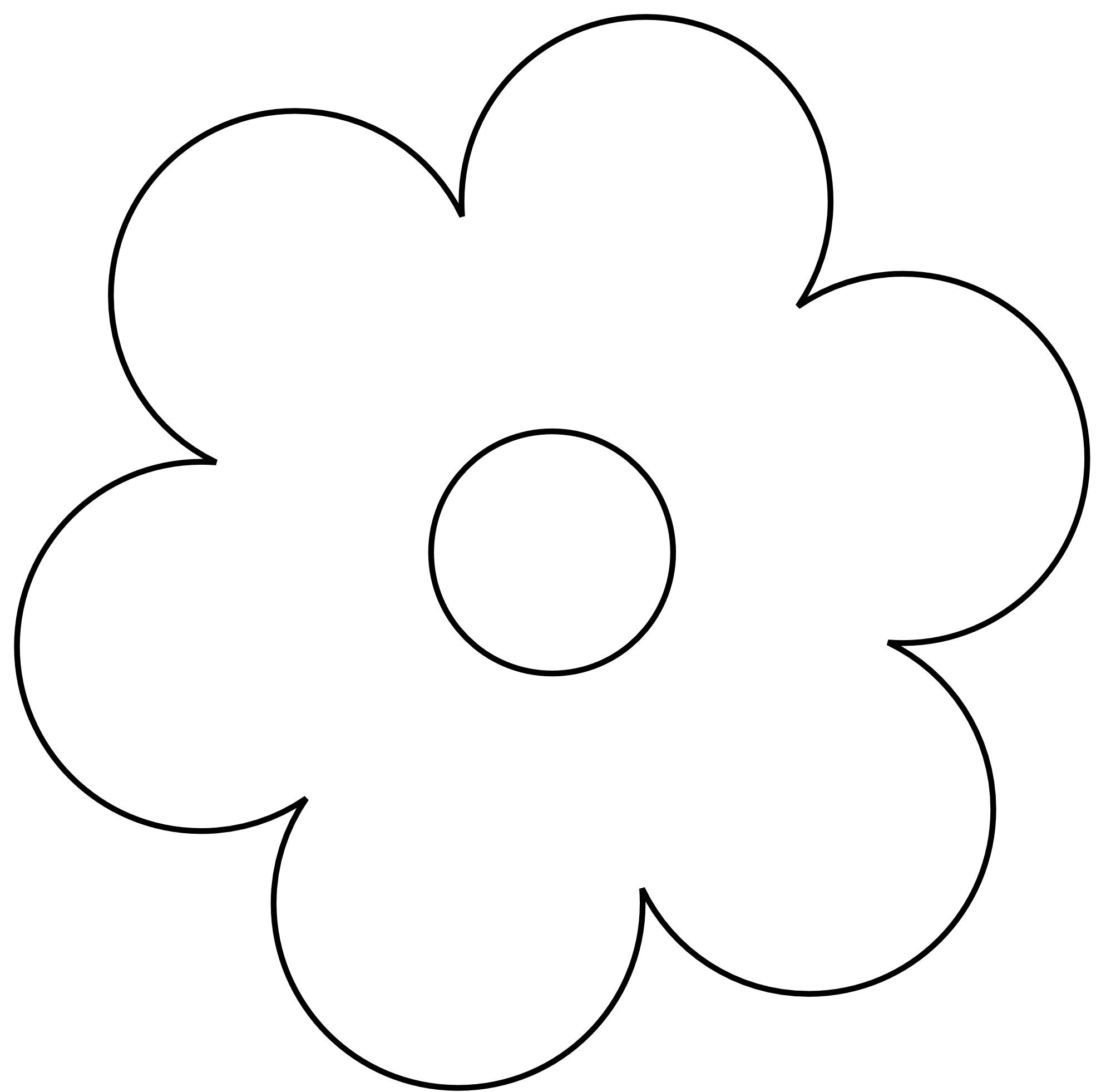 Clipart Flowers Black And White Clipart Panda Free Clipart Images