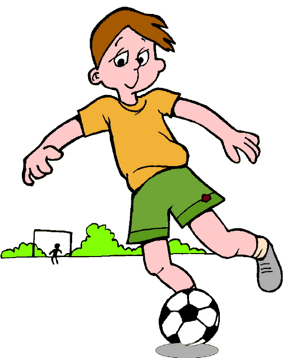 Kids Playing Soccer Clip Art | Clipart Panda - Free Clipart Images