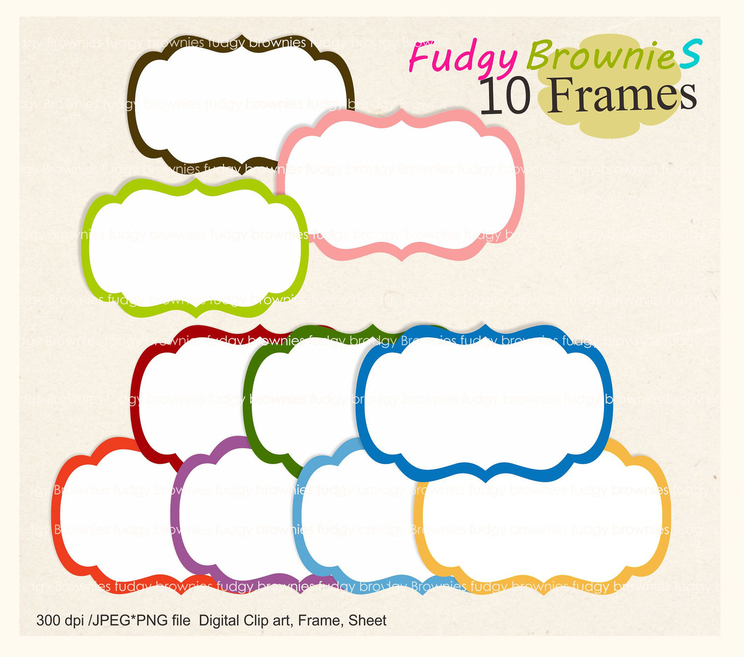 Wood Picture Frame Clip Art | Clipart Panda - Free Clipart Images