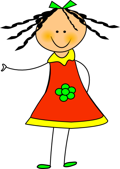 clip art of a girl clipart panda free clipart images rh clipartpanda com clipart of a girl drawing clipart of a girl drawing