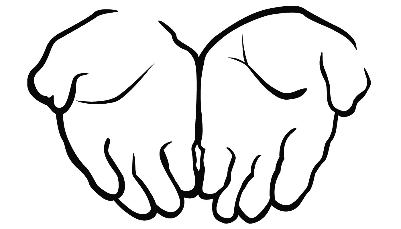open hands clip art clipart panda free clipart images rh clipartpanda com clip art of hands holding the world clip art of handshake